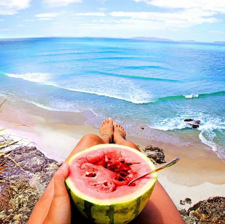 verano saludable