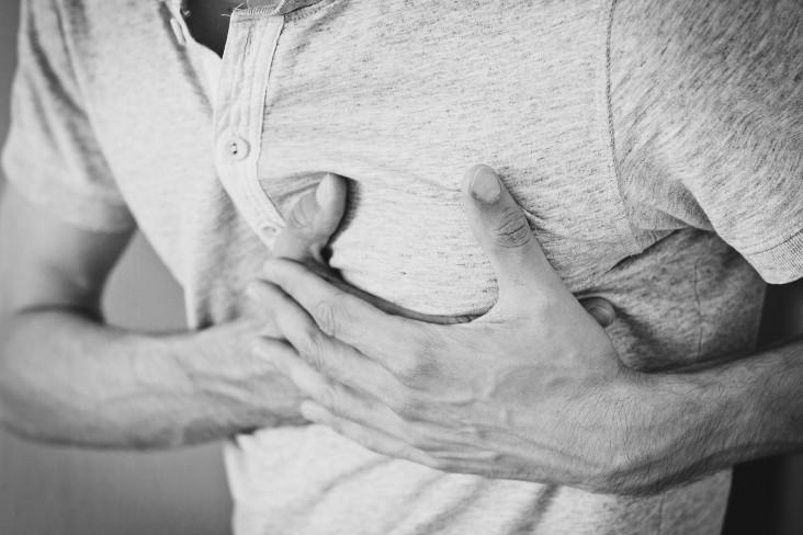 infarto de miocardio síntomas