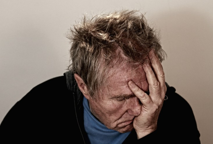 Estrés postraumático síntomas, imagen quiroderma